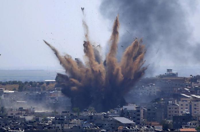 Israel și Hamas au ajuns la un acord de încetare a focului